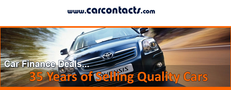 Car Contacts - Used cars in Reading